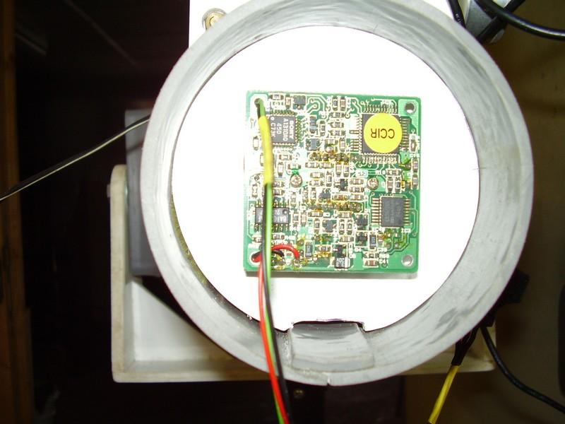 TX-RX Laser FM 100 Khz Culcam10