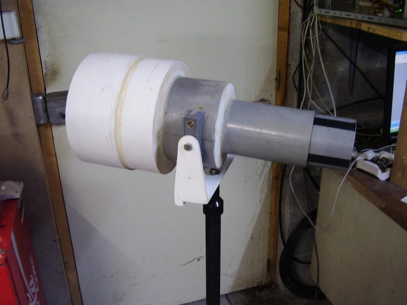 TX-RX Laser FM 100 Khz P3250018