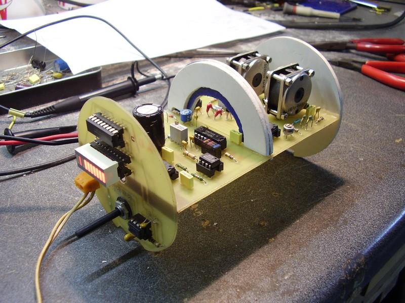 TX-RX Laser FM 100 Khz P4010010