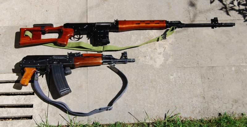 M14 norinco Compar10