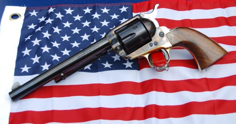 le plus beau revolver western PN? ? ? Dakota16