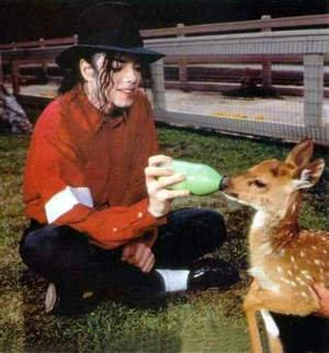 Collection MJ-Story : Michael et les animaux ^^ - Page 6 6736_110