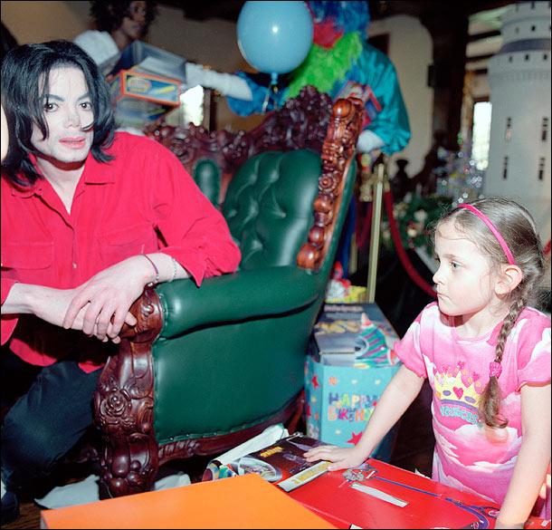 Michael et ses enfants - Page 3 Micha106