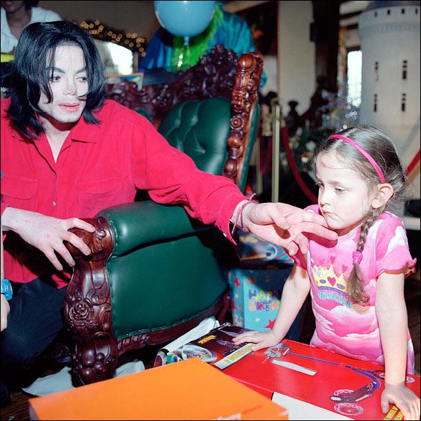 Michael et ses enfants - Page 3 Micha110