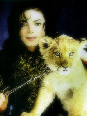 Collection MJ-Story : Michael et les animaux ^^ - Page 6 Michae85