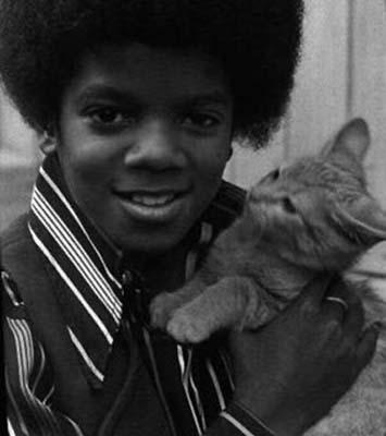 Collection MJ-Story : Michael et les animaux ^^ - Page 6 Michae86