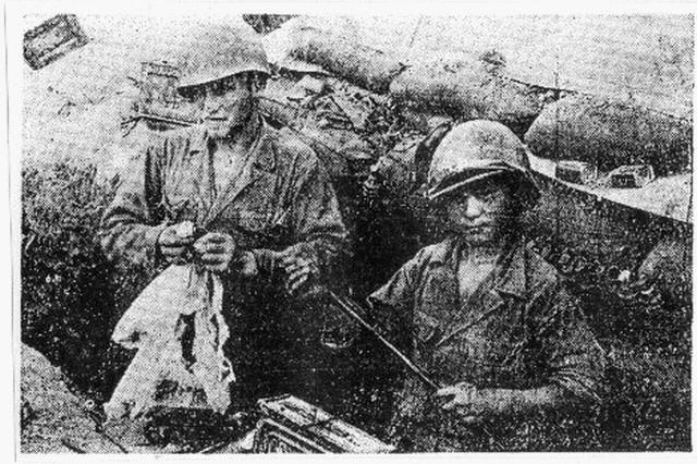 [Opérations de guerre] GUERRE DE CORÉE - Tome 1 - Page 4 101010