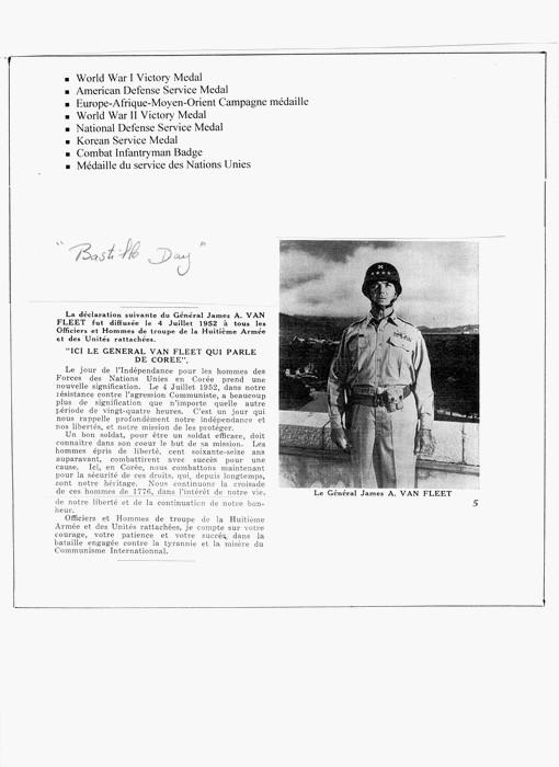[Opérations de guerre] GUERRE DE CORÉE - Tome 1 - Page 6 12510