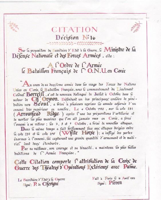 [Opérations de guerre] GUERRE DE CORÉE - Tome 1 - Page 8 17311