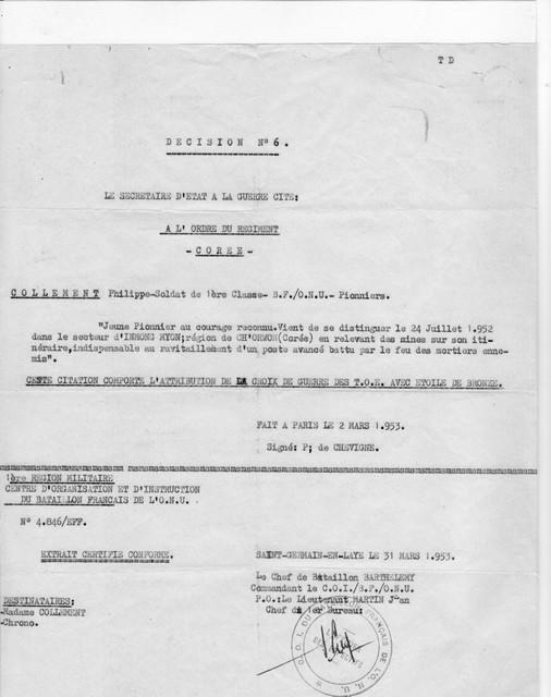 [Opérations de guerre] GUERRE DE CORÉE - Tome 1 - Page 5 19710