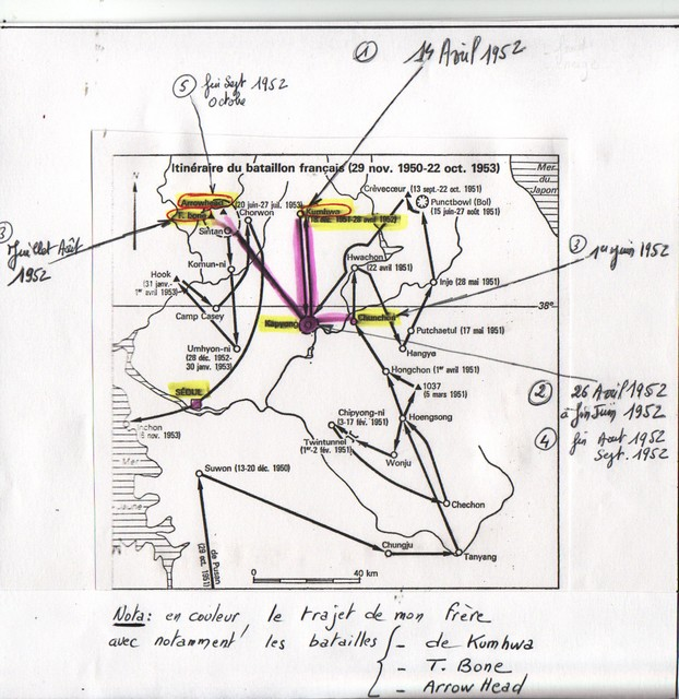 [Opérations de guerre] GUERRE DE CORÉE - Tome 1 - Page 2 5810