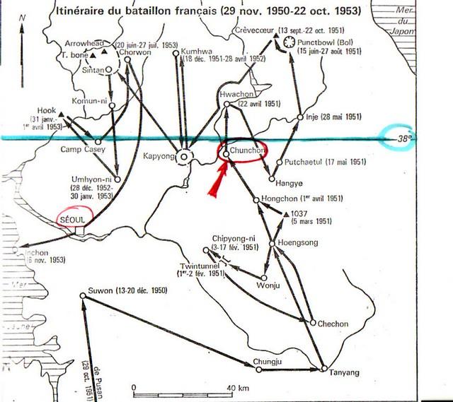 [Opérations de guerre] GUERRE DE CORÉE - Tome 1 - Page 3 73-310