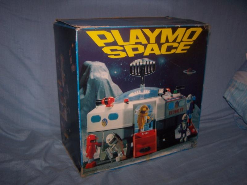 Playmobil thème Espace - Playmo Space - Playmospace 100_4910