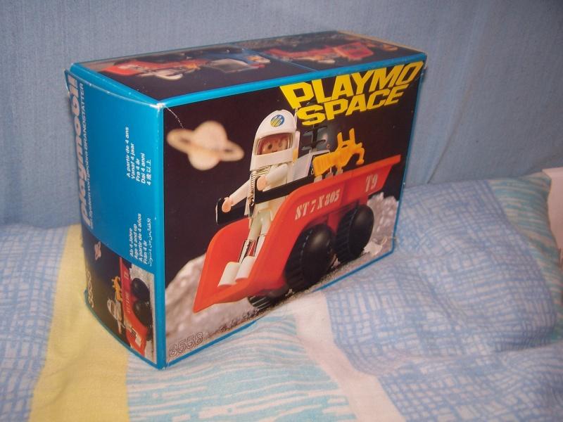 Playmobil thème Espace - Playmo Space - Playmospace 100_4922