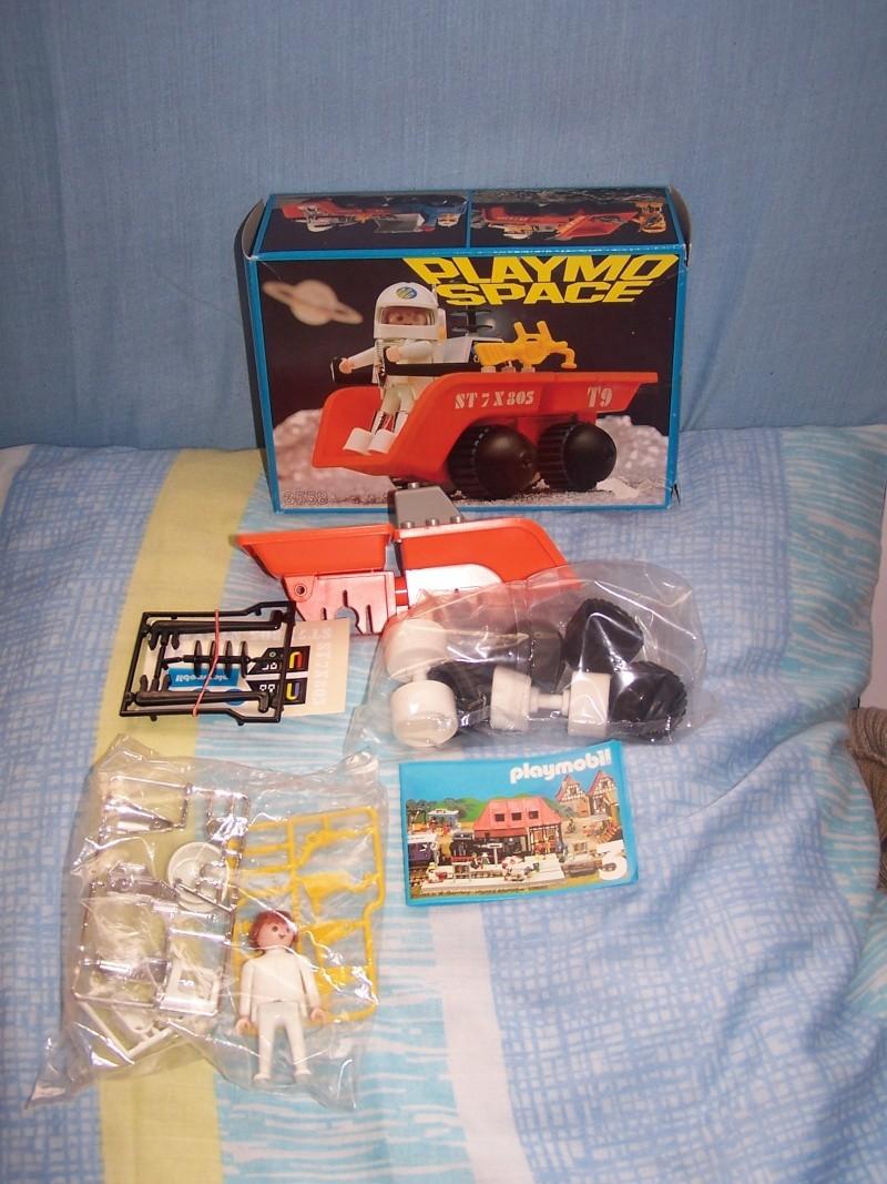 Playmobil thème Espace - Playmo Space - Playmospace 100_4923