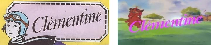 CLEMENTINE  (Schleich,Savie...)  1985 Clemen10