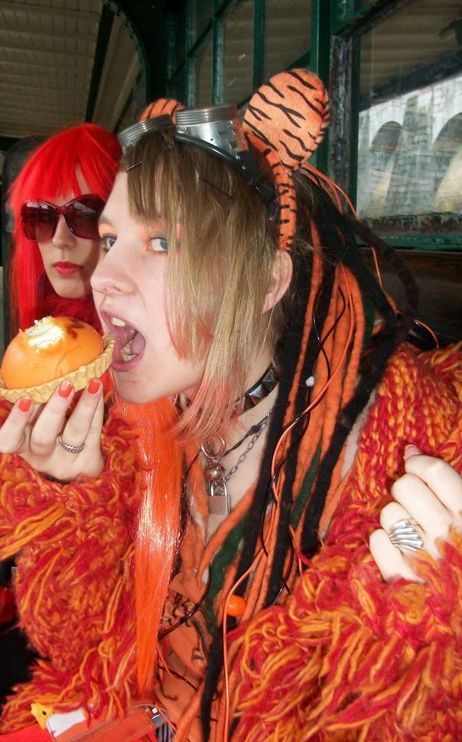 Orange sanguiine [photo] 100_1014