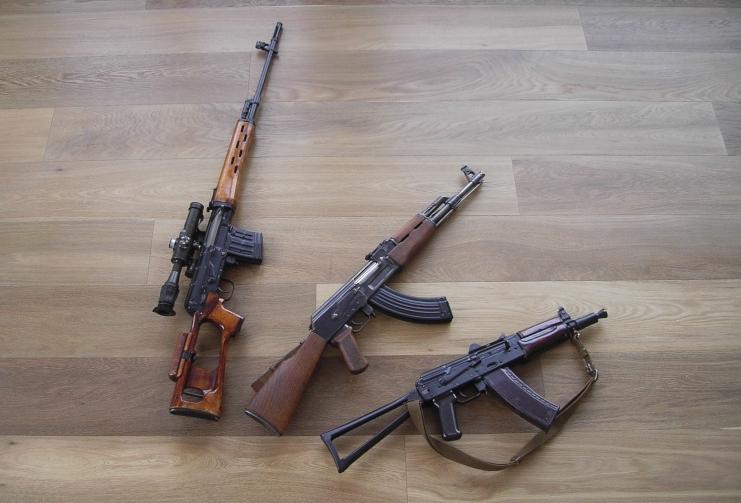 M14 norinco Russes10