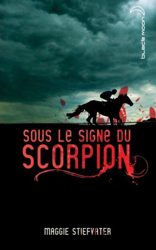 [Stiefvater, Maggie] Sous le signe du Scorpion Logo_110