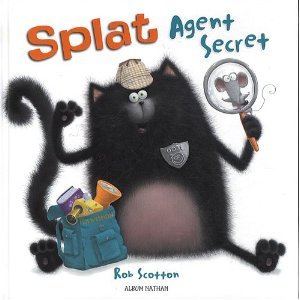 [Scotton, Rob] Splat agent secret Splat-10
