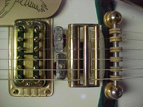 """Vintage Gretsch """"vibrato tremolo and bigsby"""" P6_uri10"""
