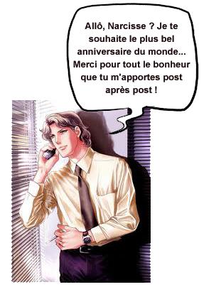 Joyeux anniversaire Narcisse Idarcy10