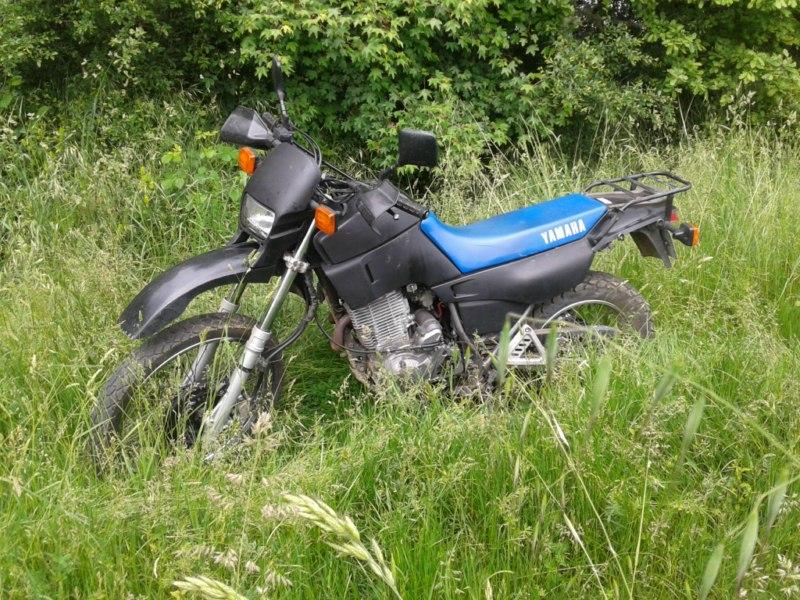 La CRF250L, la TTR 250, bref, les trails/enduro légers....quelqu'un a déjà essayé ? Et la Beta Alp 200cc....? - Page 3 Acampa10