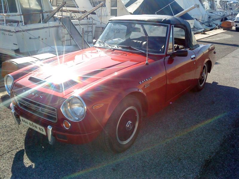 Roadster datsun 2 litres a vendre Dsc00026