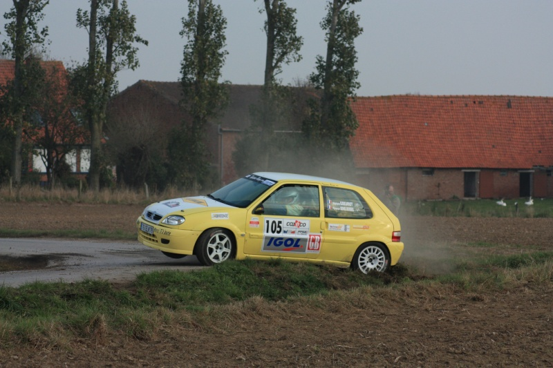 FINALE de la Coupe de France des Rallyes 2009 - Dunkerque - Page 2 Finale32