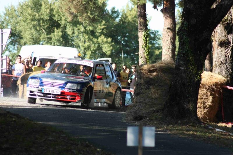 Rallye de Sarlat Périgord Noir -  3 et 4 Octobre 2009 - Page 2 Img_1413