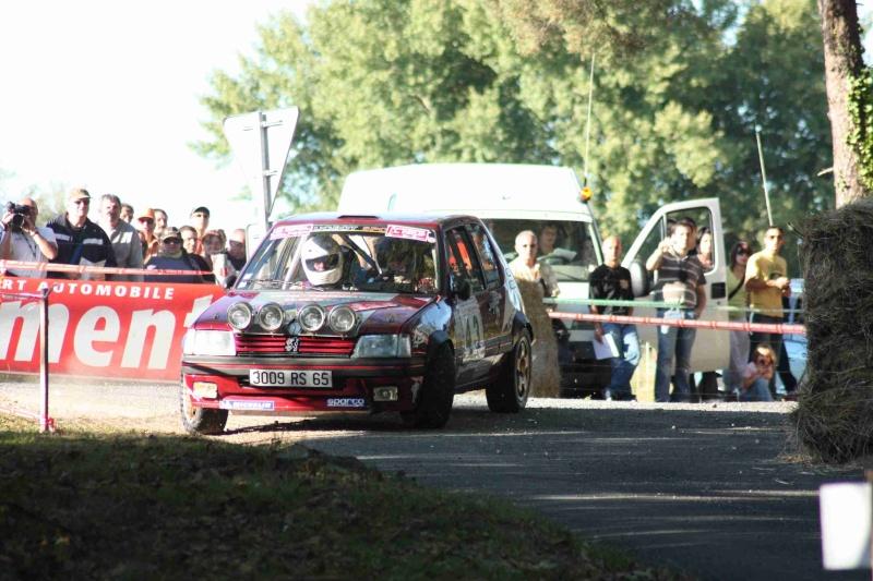 Rallye de Sarlat Périgord Noir -  3 et 4 Octobre 2009 - Page 2 Img_1517