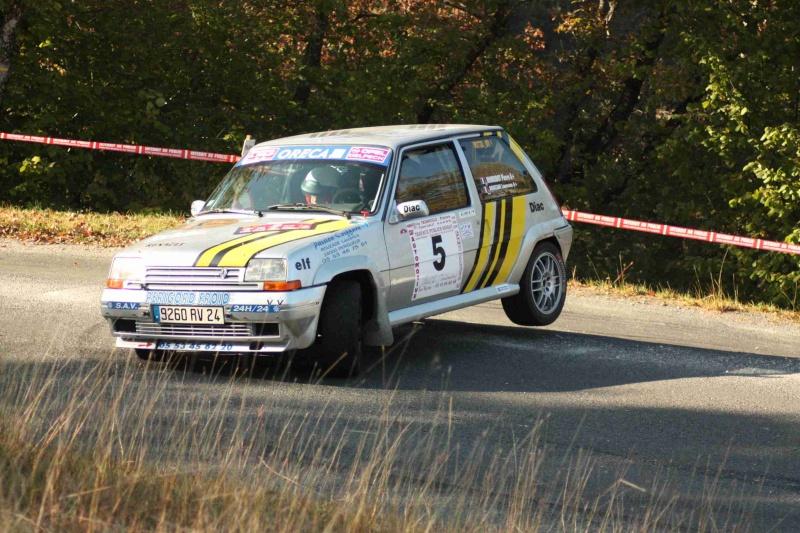 Rallye de Sarlat Périgord Noir -  3 et 4 Octobre 2009 - Page 2 Img_2017