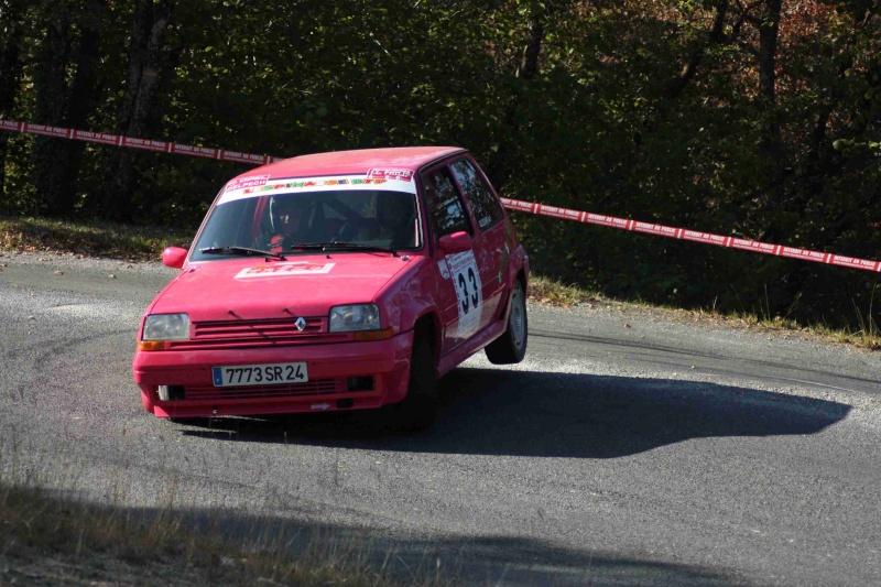 Rallye de Sarlat Périgord Noir -  3 et 4 Octobre 2009 - Page 2 Img_2116