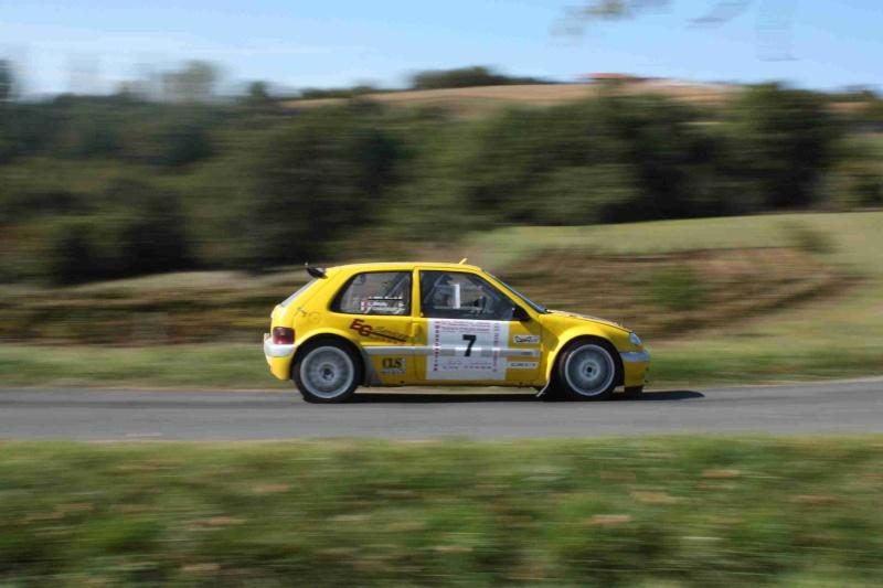 Rallye de Sarlat Périgord Noir -  3 et 4 Octobre 2009 - Page 2 Img_2215