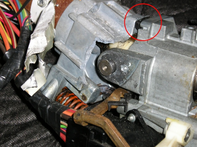 FAQ: Steering Column Slop, Problems & Replacement - Page 3 Steeri13