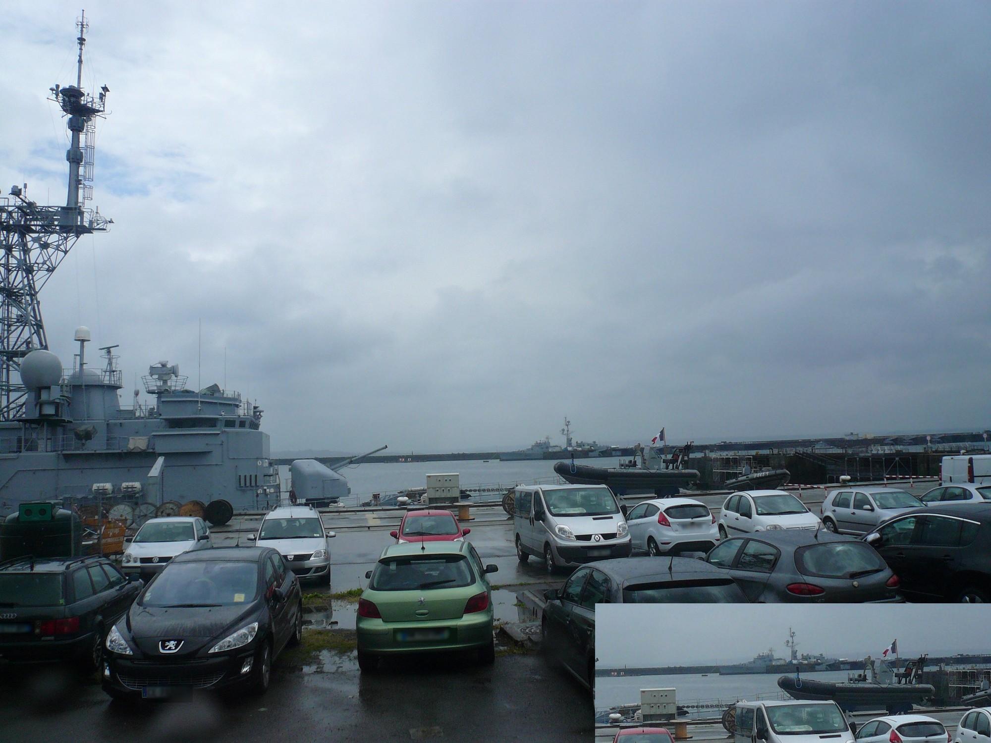 [Les ports militaires de métropole] Port de BREST - TOME 2 - Page 3 1_de_g10