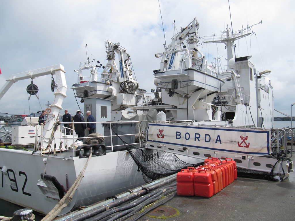 [Les ports militaires de métropole] Port de BREST - TOME 2 - Page 3 313