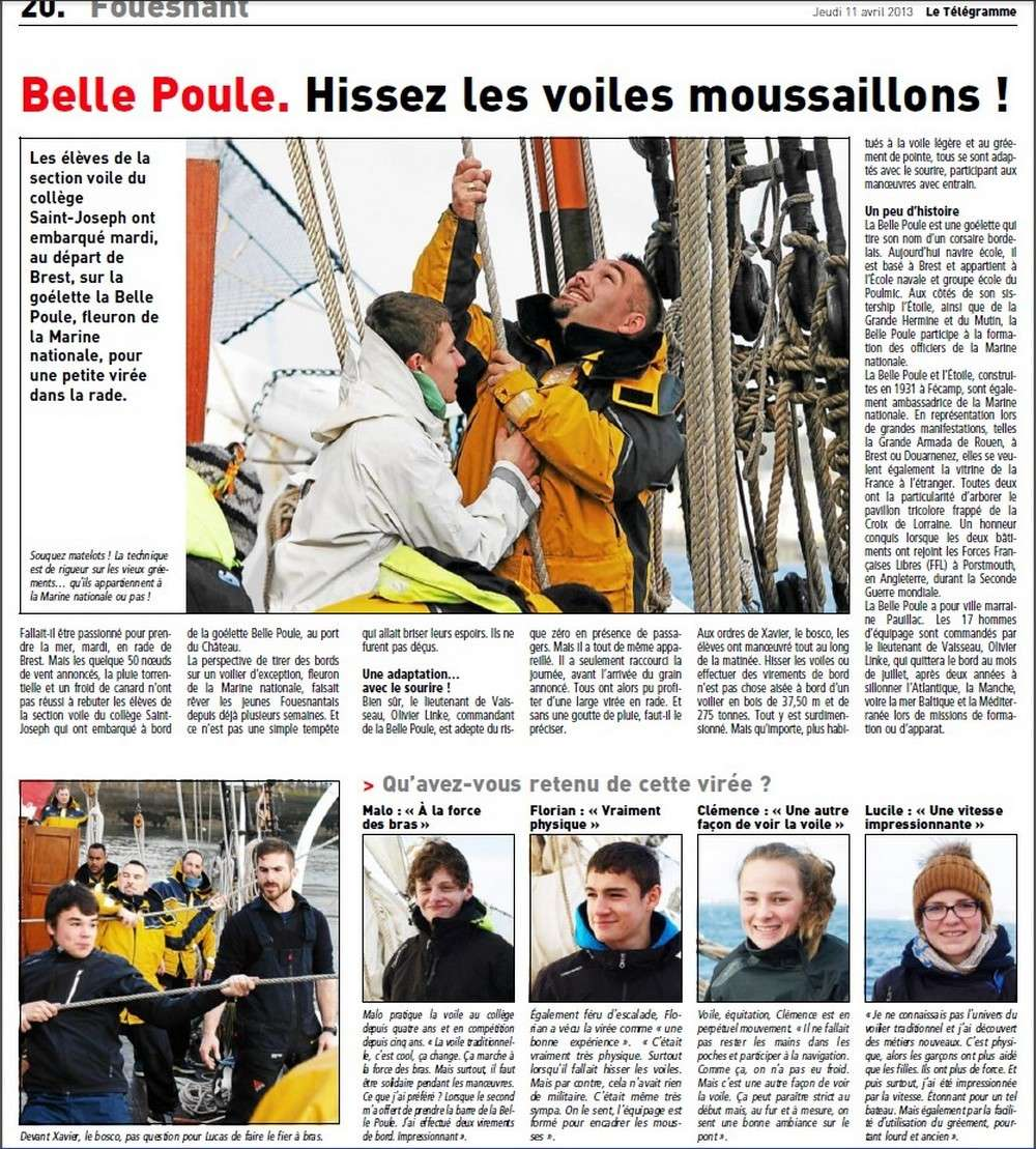 L'ÉTOILE ET LA BELLE-POULE (BE) - Page 13 4_page10