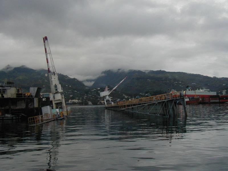 [Papeete] Amiral Dock Dock0410