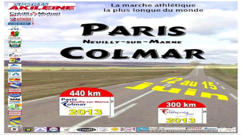 europe television et le paris colmar 2013 Affich10