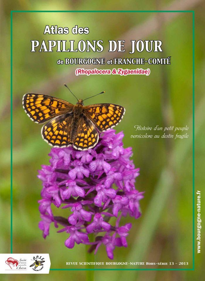 Atlas des papillons de jour et zygènes de Bourgogne et franche-Comté Atlas_10