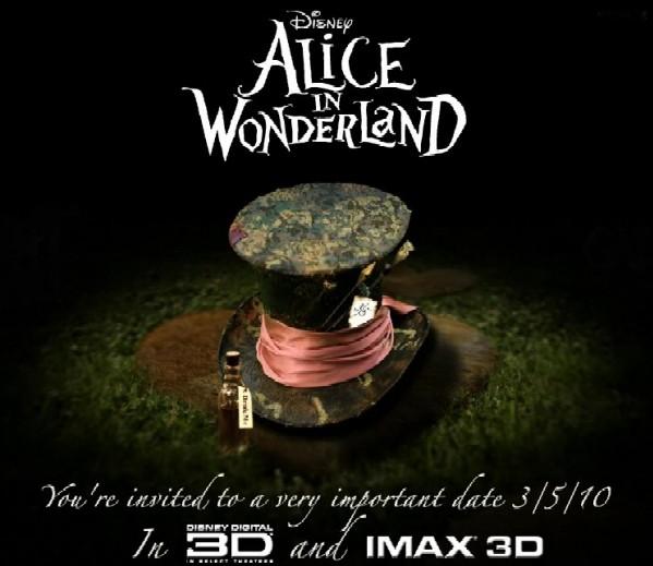 ALICE'S ADVENTURES IN WONDERLAND - 2010 - Aliceo10