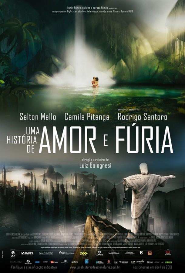 UMA HISTORIA DE AMOR E FURIA - Brésil - 05 avril 2013 Amorfu10