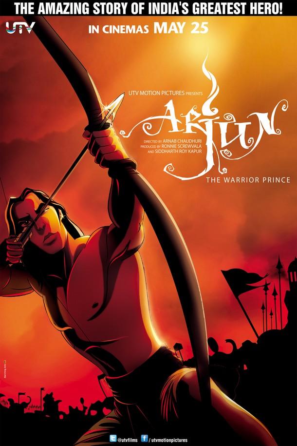ARJUN, THE WARRIOR PRINCE - Disney/UTV - 25 mai 2012 - Arjun-10