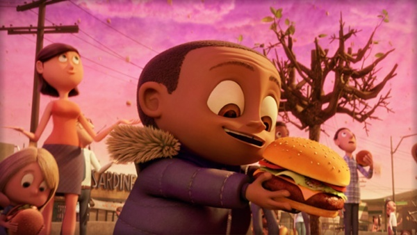 CLOUDY WITH A CHANCE OF MEATBALLS - 2009 - Cloudy11
