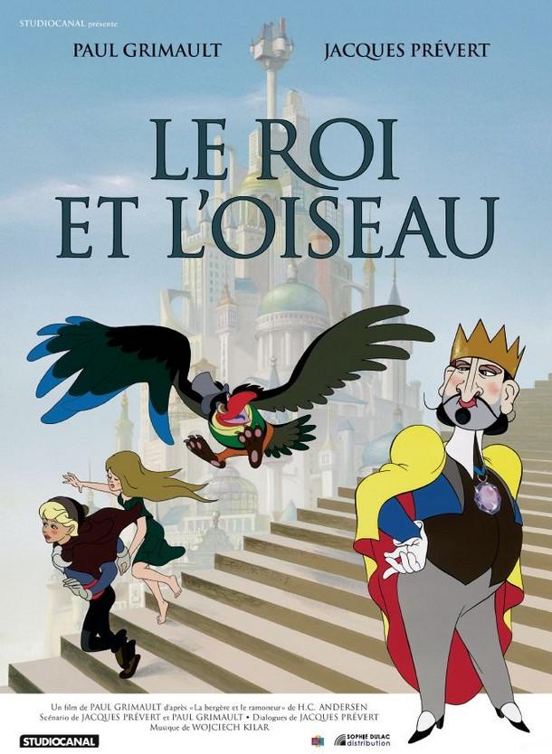LE ROI ET L'OISEAU - Paul Grimault - 1980 - 03 juillet 2013 Leroie10