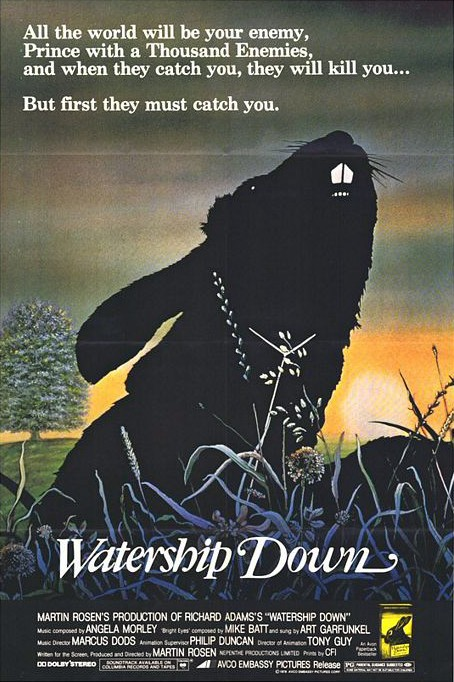 WATERSHIP DOWN - Nepenthe Productions - 1978 - 2012 Movie_10