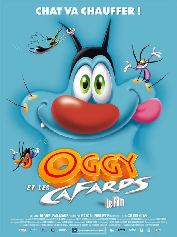 OGGY ET LES CAFARDS, LE FILM - Xilam - 07 Aout 2013 !! Oggy-a10