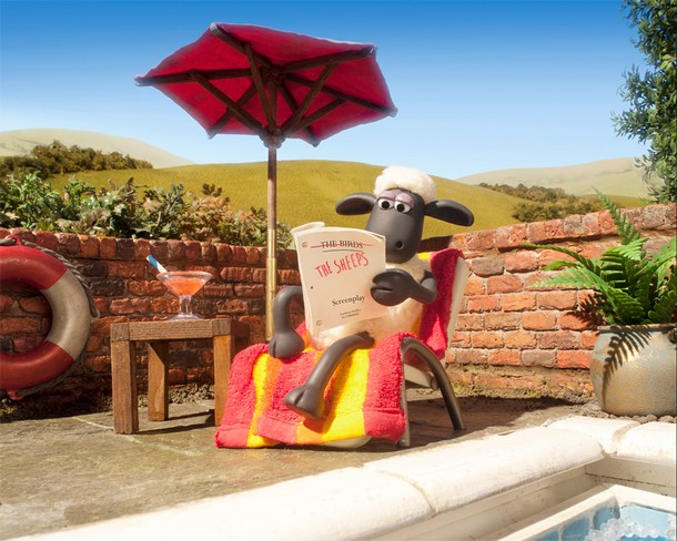 SHAUN THE SHEEP MOVIE - Aardman/StudioCanal - 28 mars 2015 Shaun-10