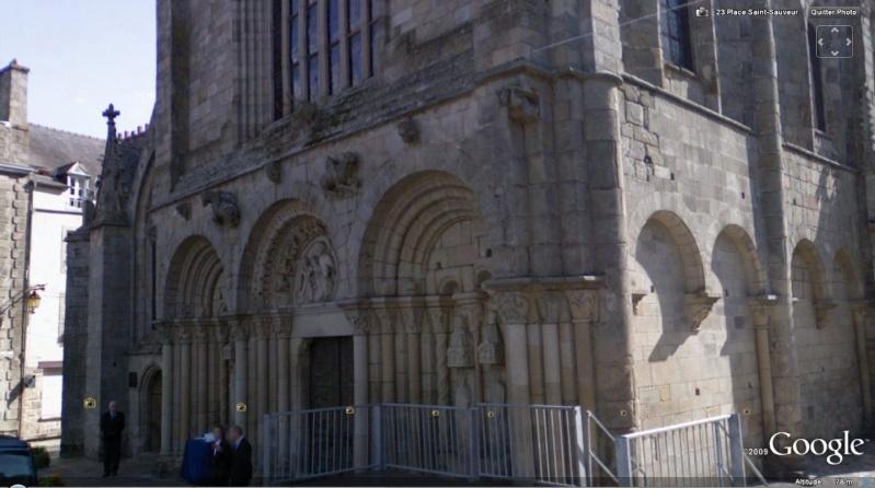 STREET VIEW : les édifices religieux Dinan_10